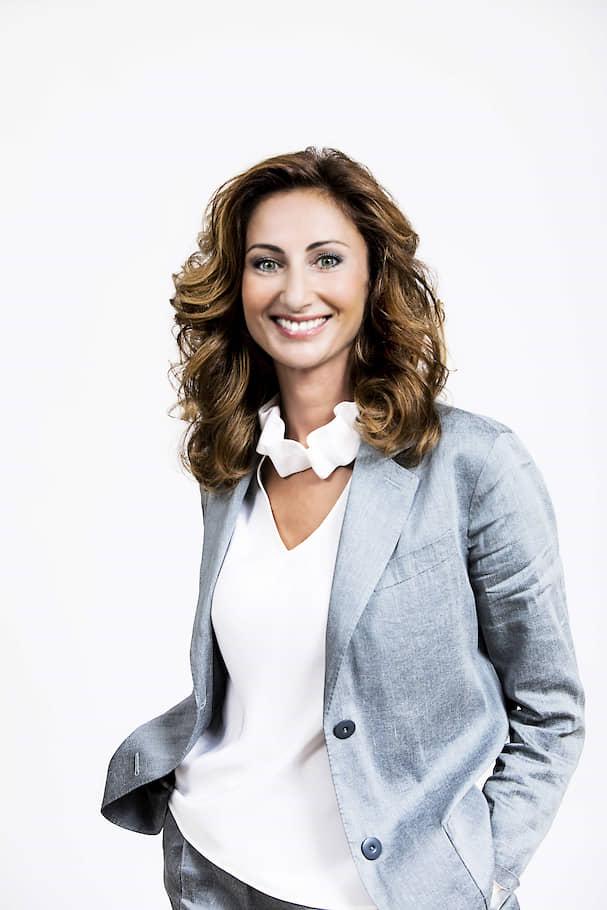 Генеральный директор и основатель Федеральной сети школ иностранных языков ALIBRA SCHOOL Анна Беркович